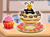 Игра Мастер тортов: карамельно-банановый пудинг