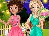 Игра Зои и Лили: встреча весны