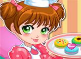 Игра Страсть к десертам: миндальное печенье