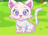 Игра Животные звёзды: ослепительная Китти