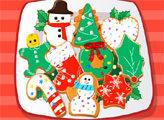 Игра Страсть к десертам: Рождественское печенье