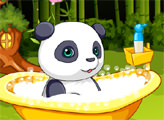 Игра Звездные питомцы: игривая панда