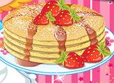 Игра Страсть к десертам: блинчики