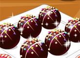 Игра Страсть к десертам: шоколадные трюфели