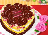 Игра Страсть к десертам: пирог на День Святого Валентина