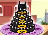 Игра Торт на День Рождения с Бетменом
