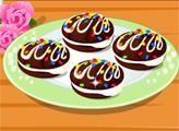 Игра Страсть к десертам: печенье с кремом