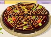 Игра Страсть к десертам: брауни-пицца