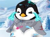Игра Звездные питомцы: пингвиненок