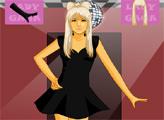 Игра Наряды Леди Гага