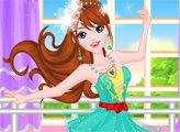 Игра Принцесса катается на коньках