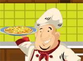 Игра Готовим счастливую пиццу
