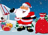 Игра Рождественский наряд Санты