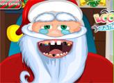 Игра Санта у дантиста