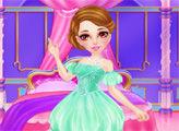 Игра Принцесса в модном салоне красоты