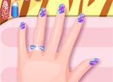 Игра Салон модных ногтей