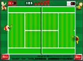 Игра Большой теннис от Coca-Cola