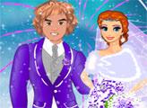 Игра Свадьба Анны и Кристофа