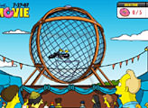 Игра The Ball of Death The Simpsons Movie