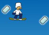 Игра Swiss Snowboard Box Big Air