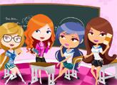Игра Стиль школьной принцессы
