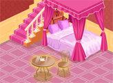 Игра Королевская мода - комната принцессы