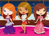 Игра Королевская мода - Рождественская вечеринка