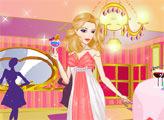 Игра Модный сверкающий наряд для вечеринки