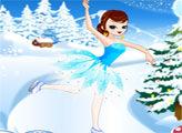 Игра Принцесса на льду