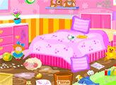 Игра Уборка комнат дома