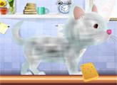 Игра Кошки-грязнули