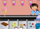 Игра Фабрика мороженого