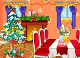 Игра Рождественская гостинная