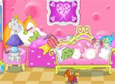 Игра Стирка и глажка принцессы