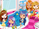 Игра Королевская мода - счастливое СПА