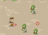 Игра Набег Зомби