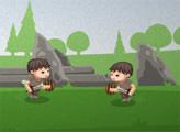 Игра Атака вражеского лагеря