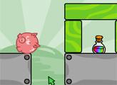 Игра Свиньи могут летать