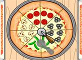 Игра Заказ Пиццы