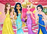 Игра Выпускной бал принцесс Диснея