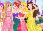 Игра Селфи диснеевских принцесс