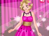 Игра Мой стиль: Рокзвезда в розовом