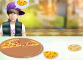 Игра Эксклюзив для звезд: Пиццерия
