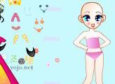 Игра Кукла модница
