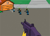 Игра Защита Симпсонов