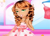 Игра Прическа и макияж милой принцессы