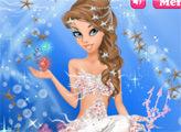 Игра Королевский макияж Принцессы Русалки