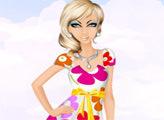 Игра Красивый макияж: Лимонадная мода