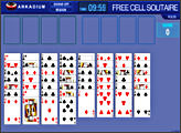 Игра Free Cell Solitaire