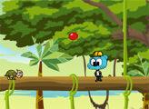 Игра Гамбол в джунглях